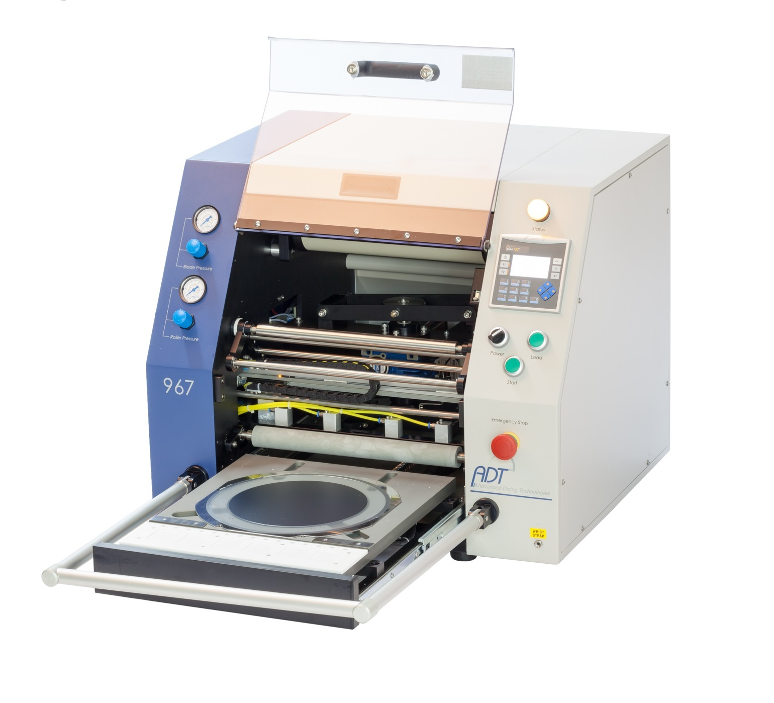 Semi Auto Wafer Mounter Peripheral Equipment ADT